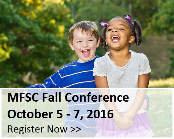 2016 MFSC Fall Conference - Register Now